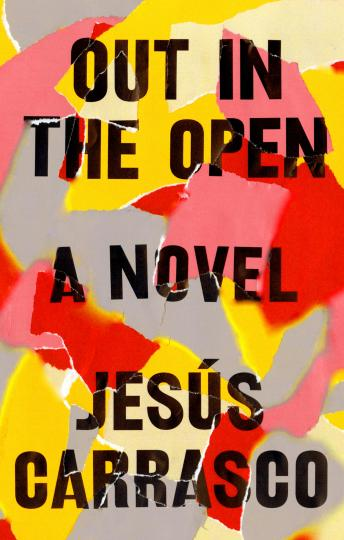 Out in the Open: A Novel, Jesús Carrasco
