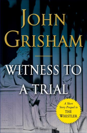 Download Witness to a Trial: A Short Story Prequel to The Whistler by John Grisham