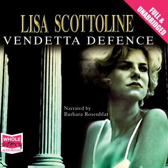 Vendetta Defence, Lisa Scottoline
