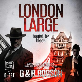 London Large - Bound by Blood details