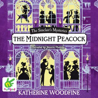 The Midnight Peacock: (The Sinclair's Mysteries)