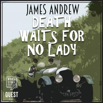 Death Waits for No Lady: Book 2
