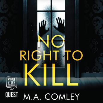 No Right to Kill: DI Sara Ramsey Book 1