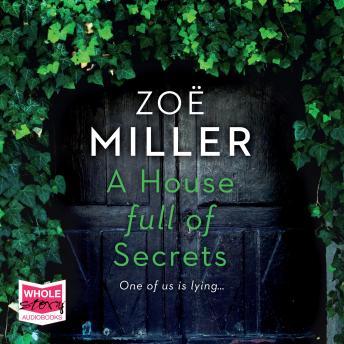 House Full of Secrets details