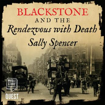Blackstone and the Rendezvous with Death: The Blackstone Detective Series Book 1