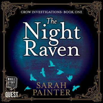The Night Raven: Crow Investigations Book 1