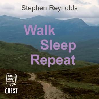 Download Walk Sleep Repeat by Stephen Reynolds