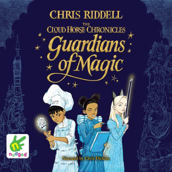 Guardians of Magic, Chris Riddell