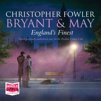 England's Finest, Christopher Fowler