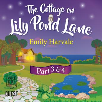 Cottage on Lily Pond Lane Part 3 and Part 4: Autumn Leaves and Trick or Treat details