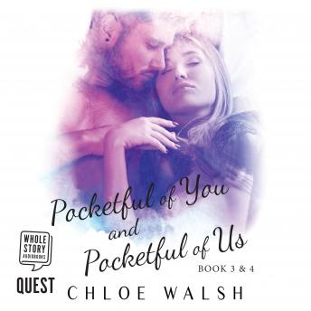 Pocketful of You and Pocketful of Us: A Bully Romance - Books 3 and 4