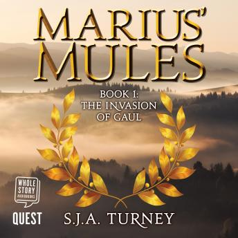 Marius' Mules I: The Invasion of Gaul: Marius' Mules Book 1