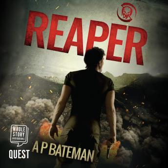 Reaper: Alex King Book 5