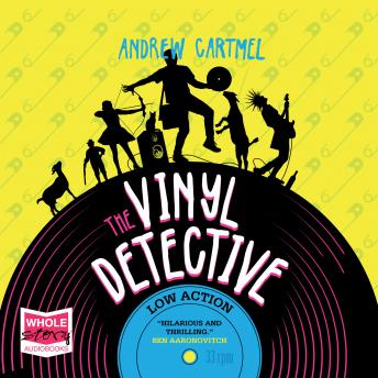 Low Action: The Vinyl Detective Mysteries Book 5