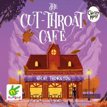 The Cut Throat Cafe: Seth Seppi Mystery Book 3