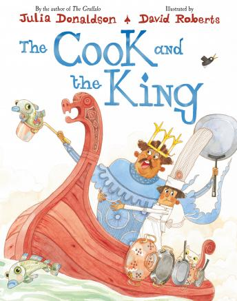 The Cook and the King: Book and CD Pack
