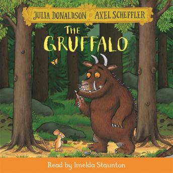 Gruffalo: Book and CD Pack sample.