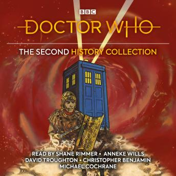 Doctor Who: The Second History Collection: 1st, 2nd, 4th, 5th Doctor Novelisations
