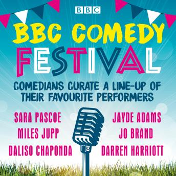BBC Comedy Festival: Comedians curate a line-up of their favourite performers