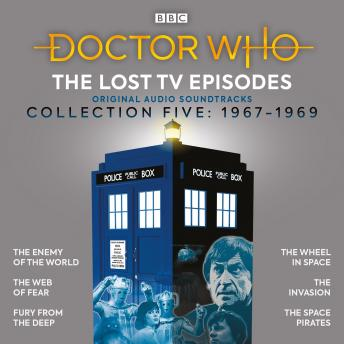 Doctor Who: The Lost TV Episodes Collection Five: Second Doctor TV Soundtracks
