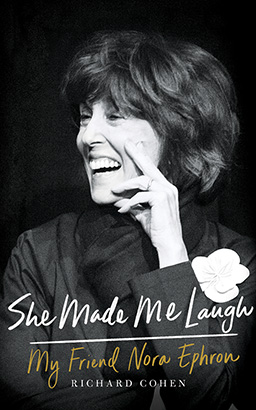 She Made Me Laugh, Richard Cohen
