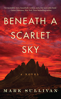 Beneath a Scarlet Sky, Mark Sullivan