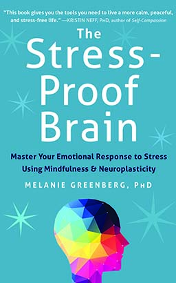 Stress-Proof Brain: Master Your Emotional Response to Stress Using Mindfulness and Neuroplasticity details