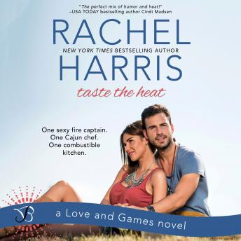 Taste the Heat, Rachel Harris