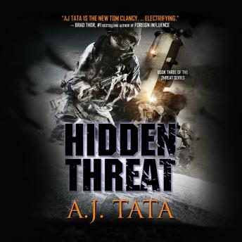 Hidden Threat, A. J. Tata