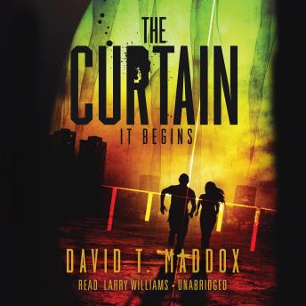 Curtain: It Begins, David Maddox