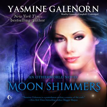 Moon Shimmers: An Otherworld Novel, Yasmine Galenorn