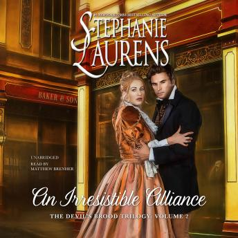 Irresistible Alliance, Stephanie Laurens