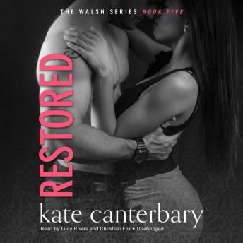 Restored, Kate Canterbary