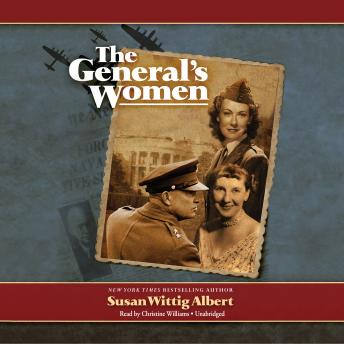 The General's Women: A Novel, Susan Wittig Albert