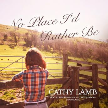 No Place I'd Rather Be, Cathy Lamb
