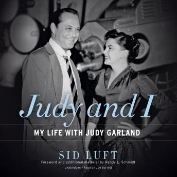 Judy and I: My Life with Judy Garland sample.