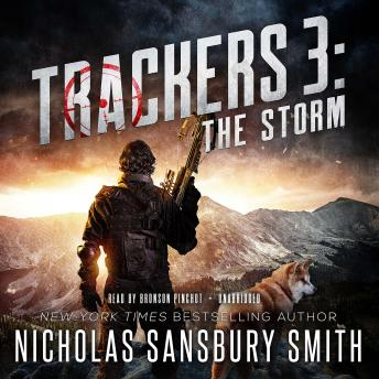 Trackers 3: The Storm, Nicholas Sansbury Smith
