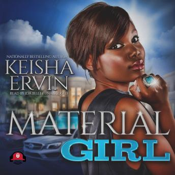 Material Girl, Audio book by Keisha Ervin