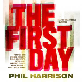 First Day, Phil Harrison