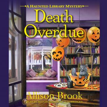 Death Overdue: A Haunted Library Mystery, Allison Brook