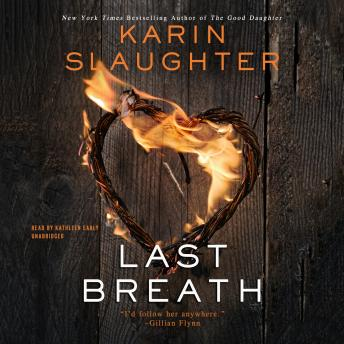 Last Breath, Audio book by Karin Slaughter