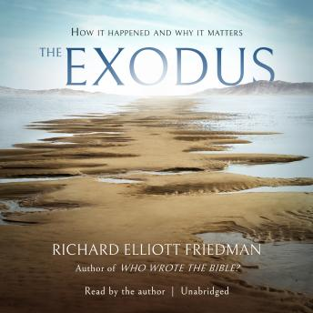 Exodus, Richard Elliott Friedman