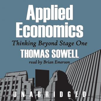 Applied Economics: Thinking beyond Stage One sample.