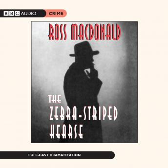 Download Zebra-Striped Hearse by Ross MacDonald