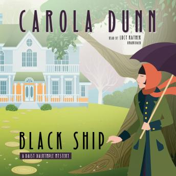 Black Ship: A Haunted Library Mystery, Carola Dunn