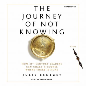 Journey of Not Knowing: How 21st Century Leaders Can Chart a Course Where There Is None, Julie Benezet