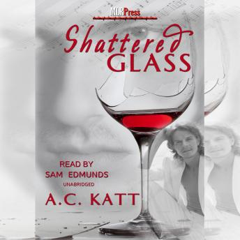 Shattered Glass, Audio book by A.C. Katt