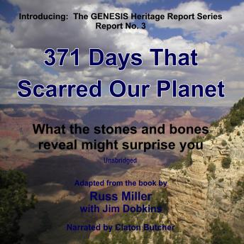 371 Days That Scarred Our Planet: What the Stones and Bones Reveal Might Surprise You, Russ Miller