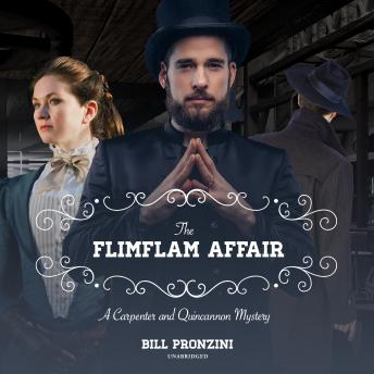 Flimflam Affair: A Carpenter and Quincannon Mystery, Bill Pronzini