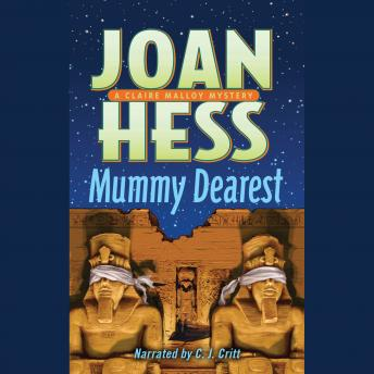 Mummy Dearest, Joan Hess
